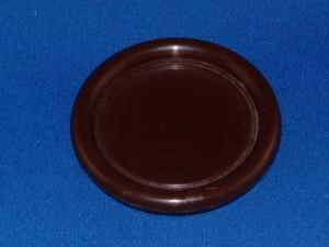154B 70mm Brown plastic