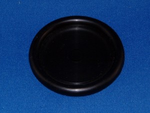 154M 70mm Black plastic