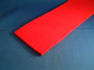 17S3 3mm Cushion Felt Strip