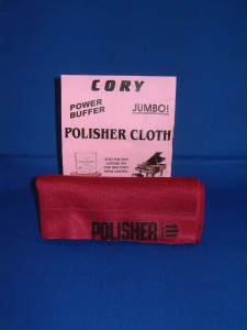 CPBPC1 Power buffer polishing cloth